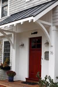 Exterior Window Overhangs Door Overhangs Exterior Door Overhang Front Door Roof