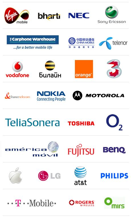 company mobile phone 7 best images of phone company logos mobile phone