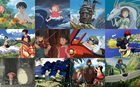 film ghibli studio in the frame film reviews studio ghibli desktop wallpaper