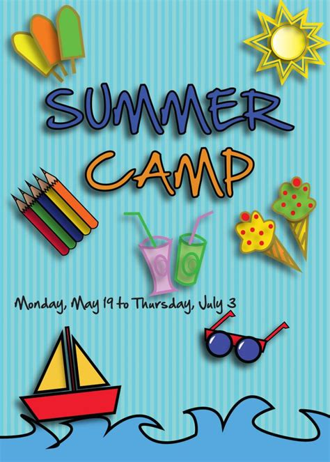 summer c flyer front 1 best agenda templates