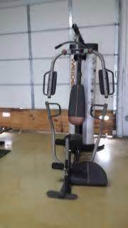 exercise equipment home weider 3130 was listed for