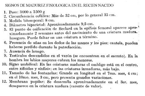 ejemploe de nota de recen nacidos atlas de medicina forense p 225 gina 3 monografias com