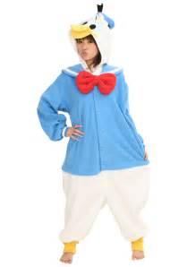 disney donald duck pajama costume pj character costumes