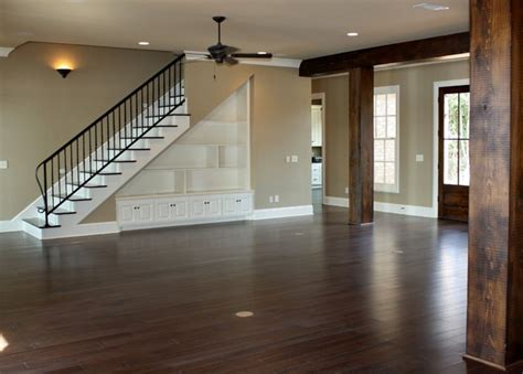Interior Design Staircase Living Room by Storage Stairs Traditional Living Room Jackson