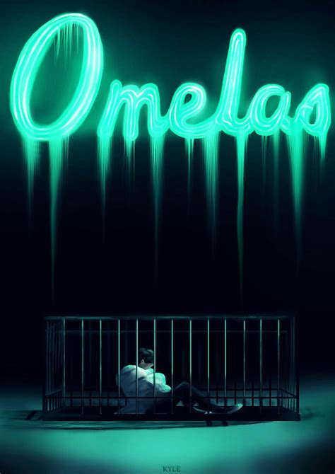 the ones who walk away from omelas by kyle7 7 on deviantart