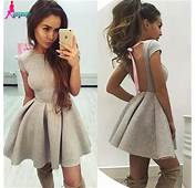 Gagaopt 2016 Summer Party Dresses Princess Open Back Bow