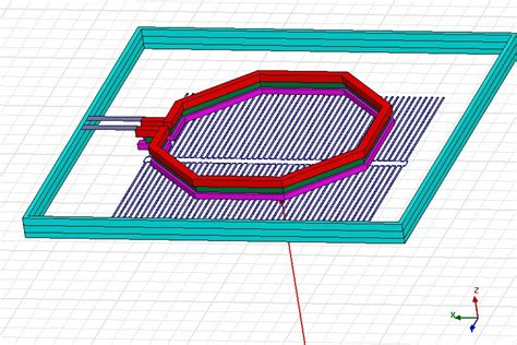 hfss spiral inductor exle inductor simulation in hfss 28 images multi port inductor simulation in hfss how to