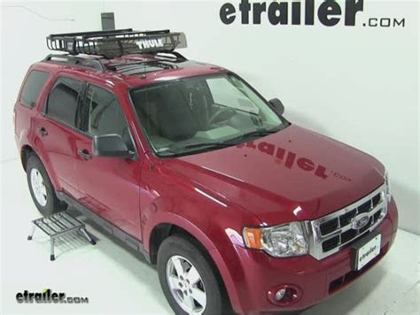 Yakima Roof Rack Weight Limit by 2006 Ford Escape Roof Rack Weight Limit Best Roof 2017