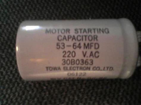 garage door opener capacitor test garage door opener capacitor test 28 images genie 37001u garage door opener with 1 2 hpc dc