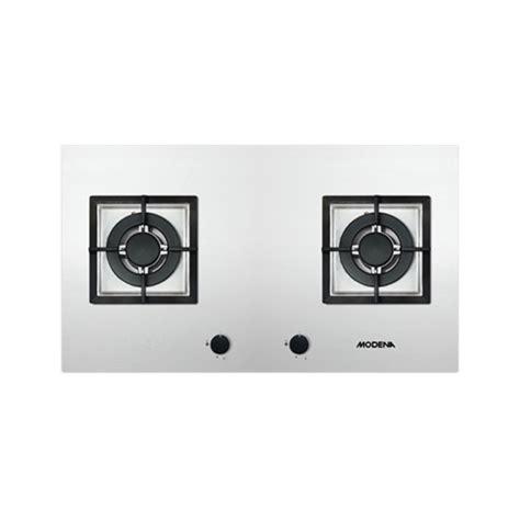 Kompor Gas Tanam Untuk Kitchen Set jual kompor tanam modena bh 3724 murah harga spesifikasi