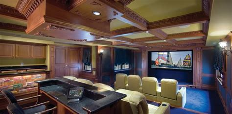 genelec custom installation home theater systems