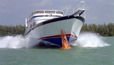 dog on boat to europe own a piece of movie history caddyshack motor yacht for