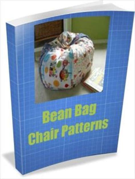 free crochet bean bag chair pattern bean bag chair and pattern free patterns