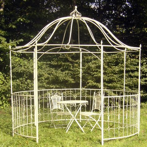 Iron Gazebo Review Wrought Iron Gazebo Uk Garden Landscape