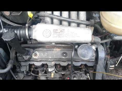 small engine repair training 1996 volkswagen rio parental controls vw t4 aab 2 4l diesel timing belt water pump part 2 funnydog tv