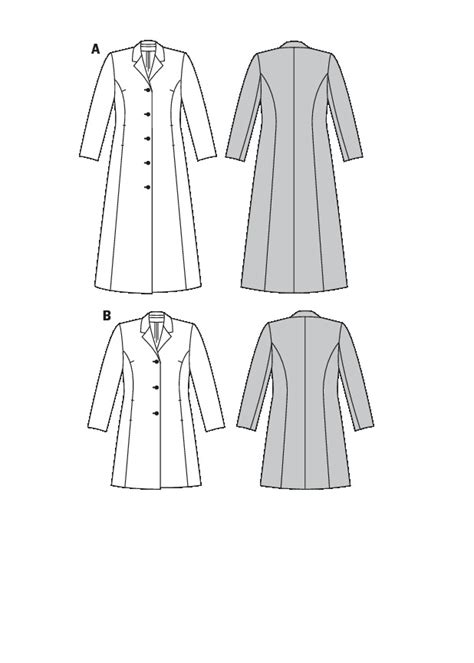 pattern review for mccalls 7240 burda 7240 jacket sewing pattern