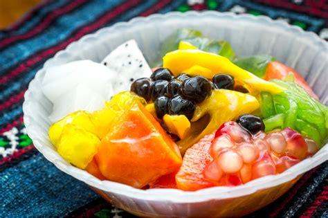 membuat  buah hong kong  viral masak