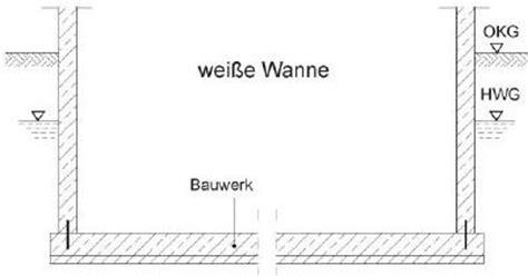 schwarze wanne weiße wanne grundwasser und bauen abdichtungsma 223 nahmen bei dr 252 ckendem