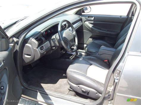 2004 chrysler sebring touring sedan interior photo