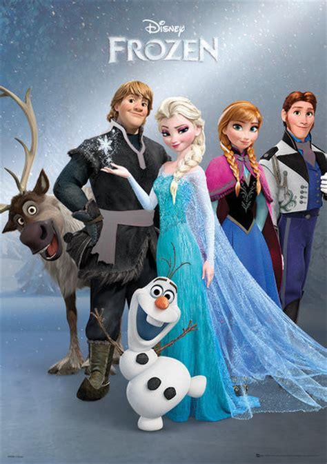 frozen quanti film poster frozen il regno di ghiaccio group su europosters it