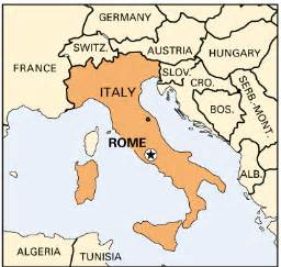 Rome Italy Map by Suzanne S Selections Did You Know