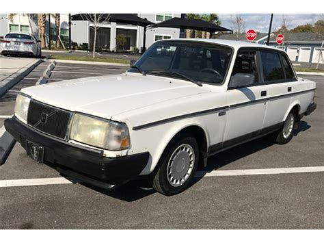 volvo cars for sale by owner 1992 volvo 240 classic car sale by owner in bradenton