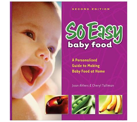 simple baby food recipes the foods cookbook easy healthy recipes for your baby books so easy baby food book fresh baby