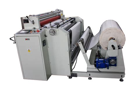 Paper Roll Machine - precision paper roll to sheet cutting machine with