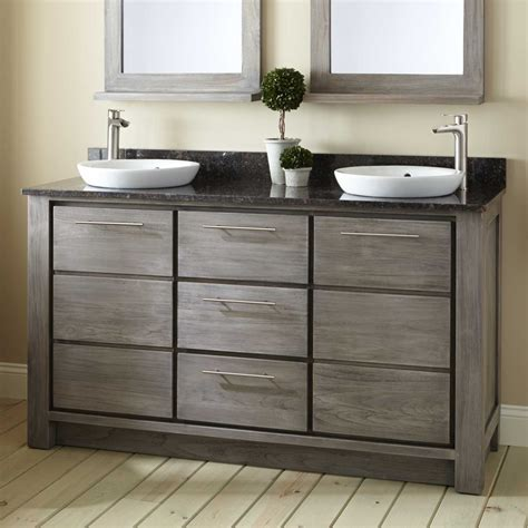 Kitchen Cabinets Memphis by Bathroom Exciting 60 Inch Vanity Double Sink For Modern