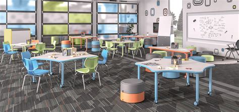 classroom layout for cooperative learning collaborative learning environment classroom furniture