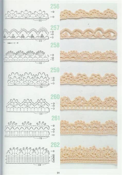 pattern crochet lace crochet lace pattern crochet edgings pinterest