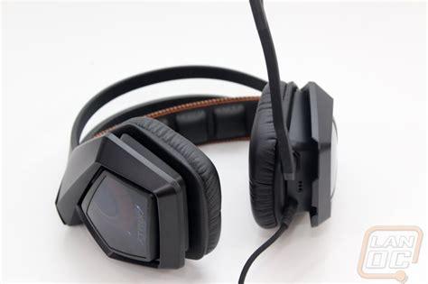 Headset Asus Strix 7 1 asus strix 7 1 gaming headset lanoc reviews