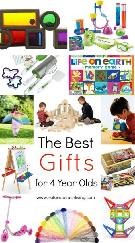 great gifts for the best gifts for 4 year olds living