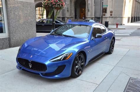 maserati granturismo blue test blue 2015 maserati granturismo 5328 cars