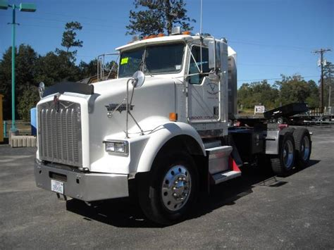 kenworth t800 heavy haul for sale 2002 kenworth t800 heavy haul details conroe tx 77304