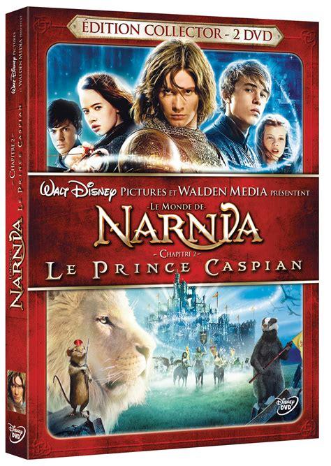 soundtrack film narnia ke 2 le monde de narnia chapitre 2 le prince caspian en dvd