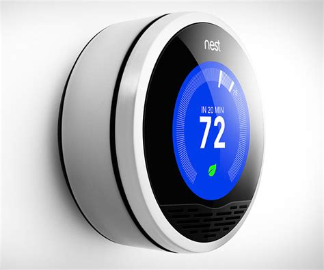 Nest Thermostat Giveaway - nest the learning thermostat dudeiwantthat com