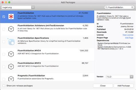 xamarin xaml tutorial now your pcl project should include above package like below