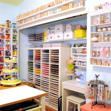 organizing craft room 50 best images about craft areas on drawings crafts and coloring books