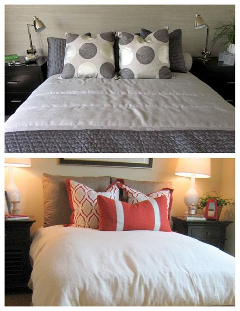 how to place throw pillows on a bed come disporre i cuscini da letto pagina 34 fotogallery