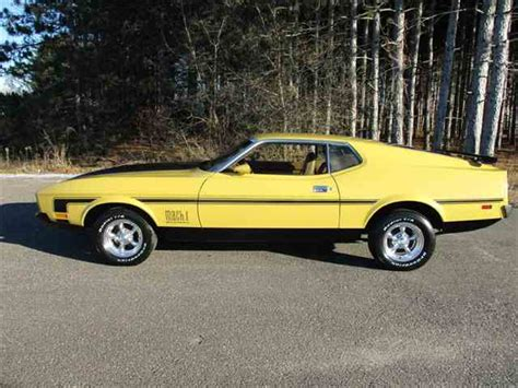 73 mustang mach 1 value 1973 ford mustang for sale on classiccars 65 available