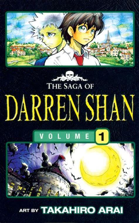 darren shan volume 12 the saga of darren shan graphic novel volume 1 cirque