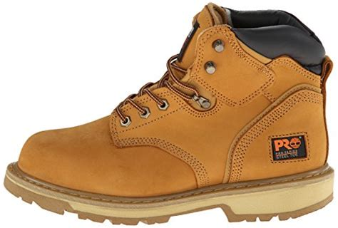 Boots Dg 51 timberland pro s pitboss 6 quot steel toe boot wheat 10 5