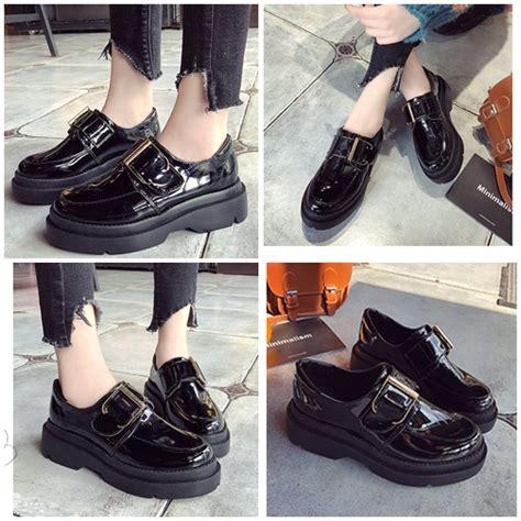 Sepatu Sevivalen 520 High Heels 6cm jual shs668 black sepatu kets glossy wanita 6cm grosirimpor