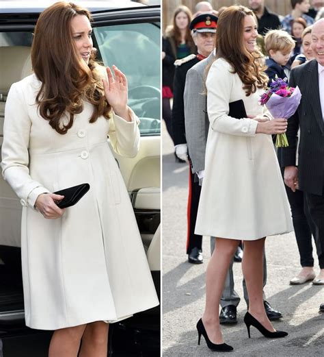 Kate Middleton Pregnancy Wardrobe by Kate Middleton Pregnancy Style Www Pixshark Images
