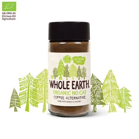 whole earth food whole earth foods organic nocaf 100g