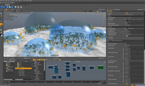 non linear workflow isotropix digimatte environments