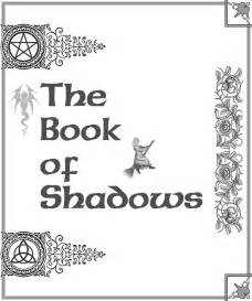 book of shadows cover page 2 by sandgroan on deviantart