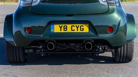 Aston Martin Horsepower by Aston Martin Cygnet Is One Of A With A 430