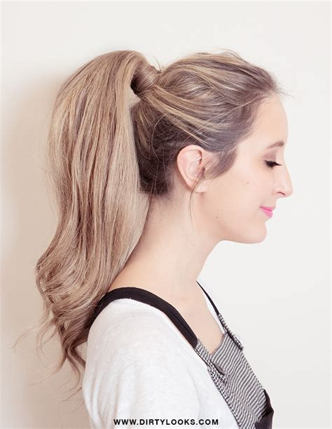 ponytails that attach to your own hair with a rubberband ponytail hair extensions hair extensions blog hair